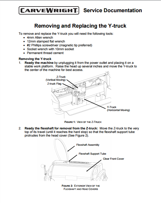 ReplacingYtruck