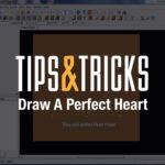 Draw A Perfect Heart shape